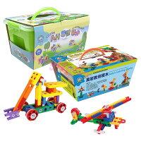 積木玩具推薦到【限量特賣】小牛津 - AH窗型積木 + 萬能教育積木 超值組 (可共用)就在小奶娃婦幼用品推薦積木玩具