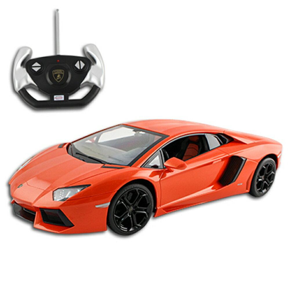 【瑪琍歐玩具】1:14 LAMBORGHINI AVENTADOR LP 700-4遙控車/43000 2021禮物 玩具