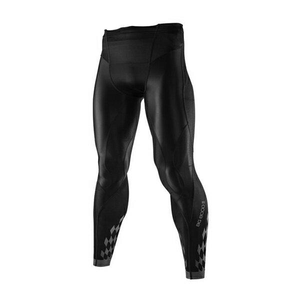 【登瑞體育】MIZUNO BG8000Ⅱ男款全長緊身褲 -K2MJ5B0190