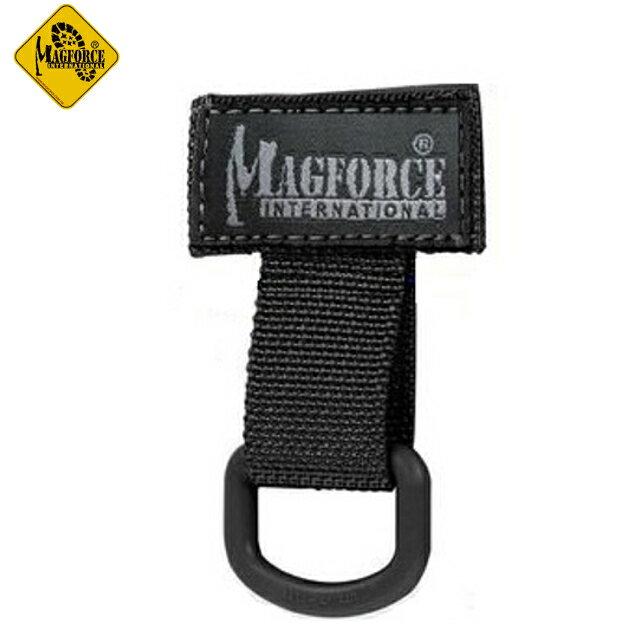 Magforce 馬蓋先 特勤T環/延伸環/背心T環/背包配件/生存遊戲/軍警用品 台灣製 1713 黑