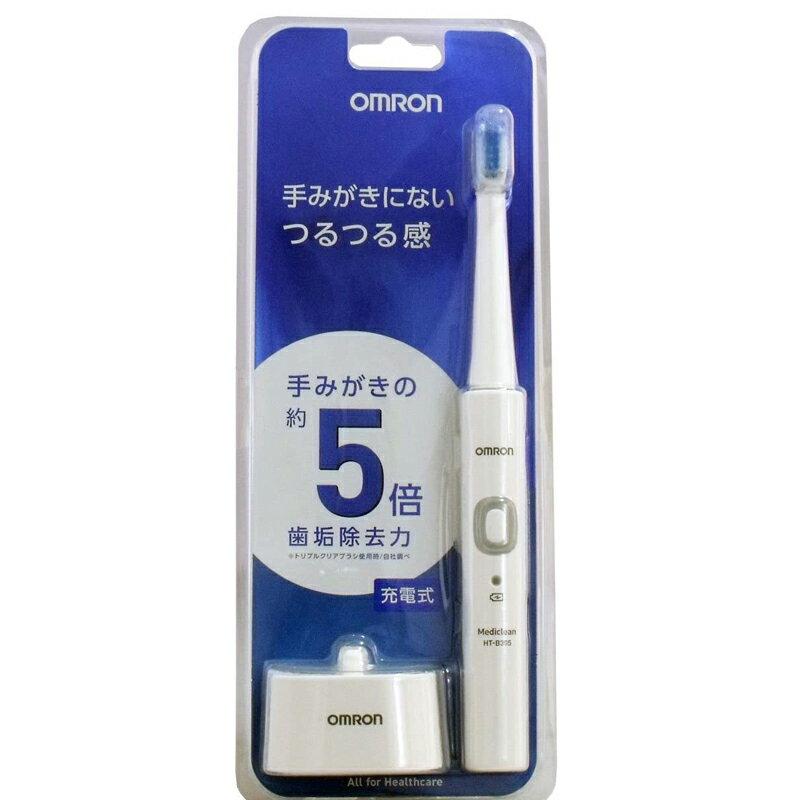 [9東京直購] Omron 歐姆龍 音波式電動牙刷 HT-B305-W 白色
