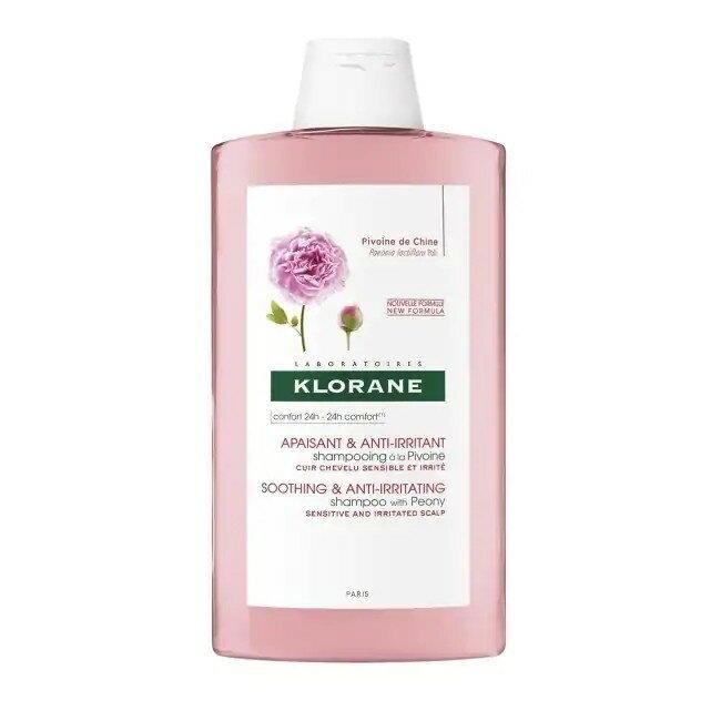 蔻蘿蘭KLORANE 速效舒敏洗髮精 200ml/400ml (公司貨中文標)(新上市)