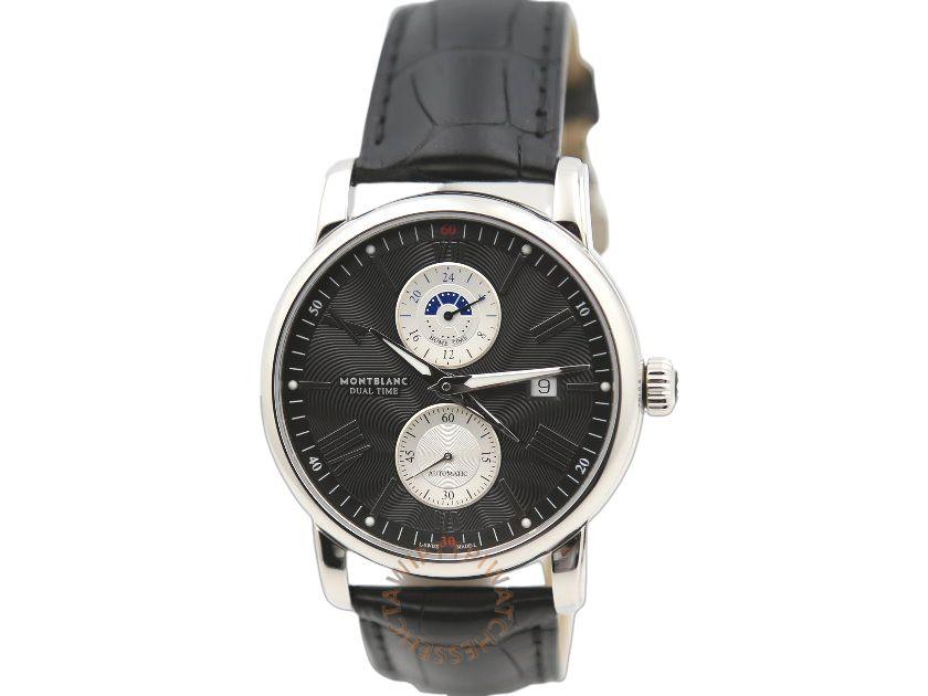 MONTBLANC 萬寶龍 4810系列雙時區腕錶 REF. 114858 0