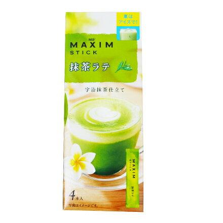 [敵富朗超市]AGF Maxim三合一-抹茶拿鐵