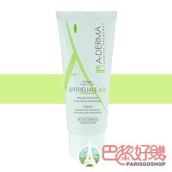 A-Derma 艾芙美 燕麥再生修護精華霜 A.H 100ML 清爽型的神奇霜 乳液