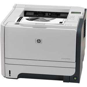 HP LaserJet P2055DN Printer - Monochrome - 1200 x 1200 dpi - USB - Gigabit Ethernet - Mac, PC 2
