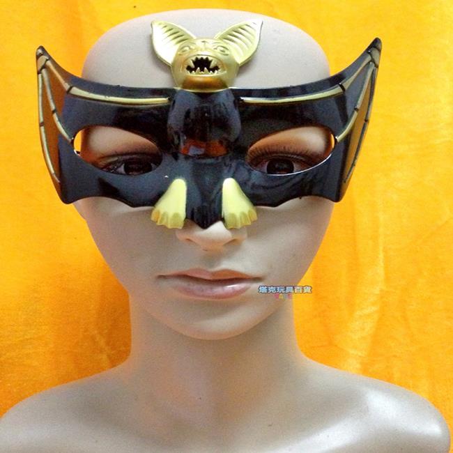 蝙蝠面具 蝙蝠面罩 半臉 蝙蝠 面具 面罩 蝙蝠王 蝙蝠俠 萬聖節面具 卡通面具 派對 舞會【塔克】