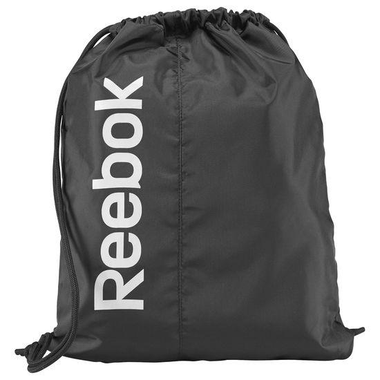 Reebok Sport Royal Gymsack 束口袋 健身 休閒 黑【運動世界】AB1270