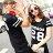 T恤 情侶裝 客製化 MIT台灣製純棉短T 班服◆快速出貨◆獨家配對情侶裝.MISSON28【Y0310】可單買.艾咪E舖 0