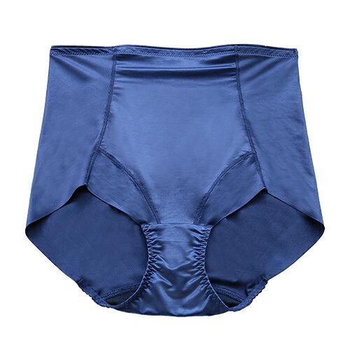 【Emon】210丹輕塑美人 無痕修飾褲(寶藍) 1
