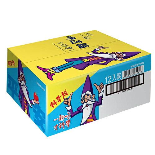 統一科學麵原味節令版40g*12【愛買】