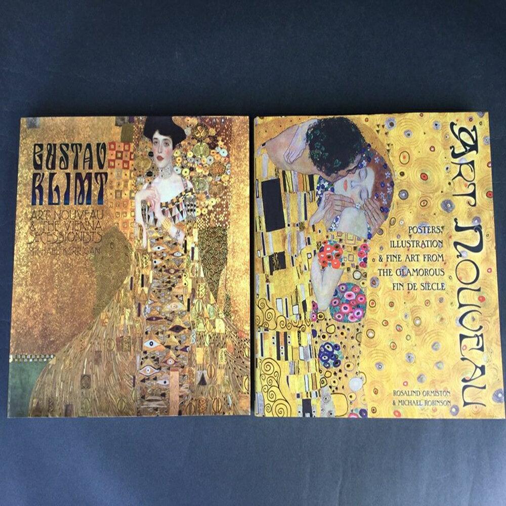 Gustav Klimt : Art Nouveau and the Vienna Secessionists + Art Nouveau