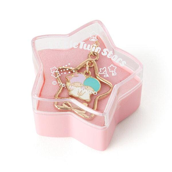 【真愛日本】4901610379158造型項鍊附盒-TS加ACR雙子星KIKILALA項鍊附禮盒造型項鍊