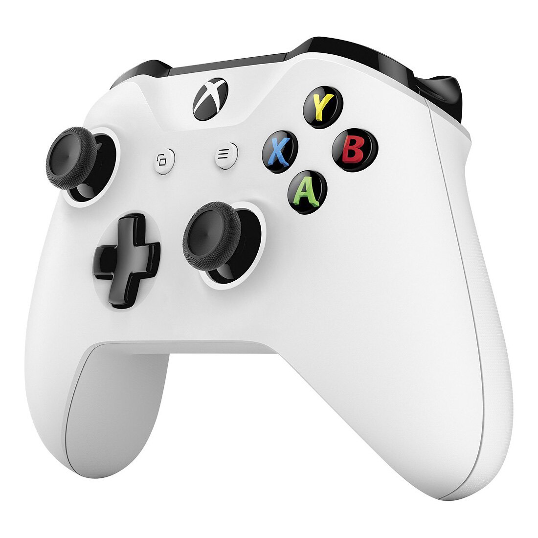 Sng Trading 2 Pack Xbox One S Wireless Microsoft Controller Glacier Stik Ps4 New Model White With Bluetooth 1