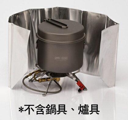 【鄉野情戶外專業】 Rhino |台灣| 犀牛輕鋁擋風板(軟)/K-7