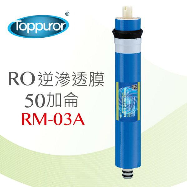 3699shop:泰浦樂Toppuror50加侖RO膜