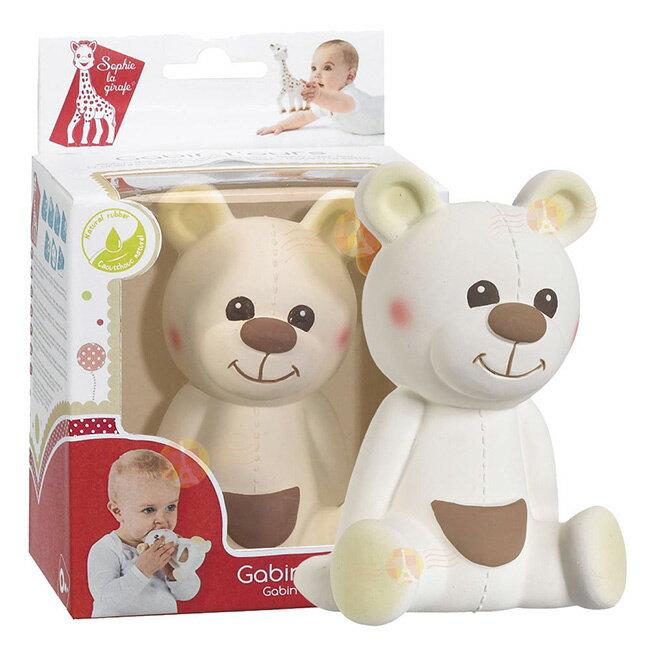法國Vulli 蘇菲天然好朋友 - 小熊【巴黎好購】 兒童玩具 - 限時優惠好康折扣