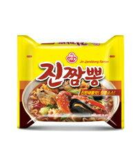 【橘町五丁目】韓國不倒翁金螃蟹炒碼麵 1袋入 (金螃蟹海鮮風味拉麵)