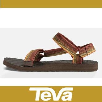 萬特戶外運動-美國TEVA UNIVERSAL SANDAL TV1004006AHRV 男涼鞋 基本款 咖啡色