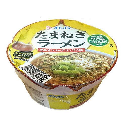 ITOMEN洋蔥味清湯碗麵78g【愛買】