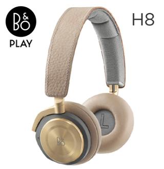 ├登山樂┤ 丹麥B&O B&O PLAY H8 藍牙無線耳罩式耳機 淺褐金#BEOPLAY H8-GD
