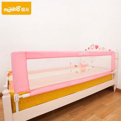 蔓葆 崁入式床圍欄 (兔兔 / 70cm高)