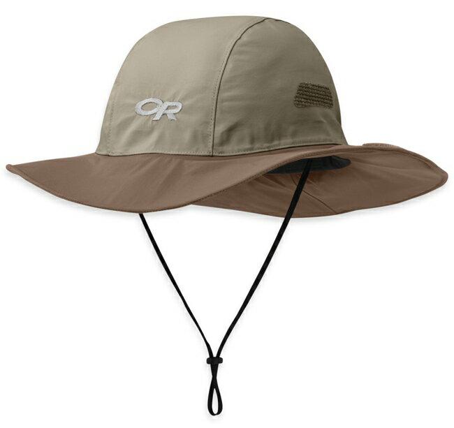 【鄉野情戶外用品店】 Outdoor Research |美國| Seattle Sombrero GTX 防水圓盤帽/Gore-Tex 登山帽 防曬帽 遮陽帽/243505