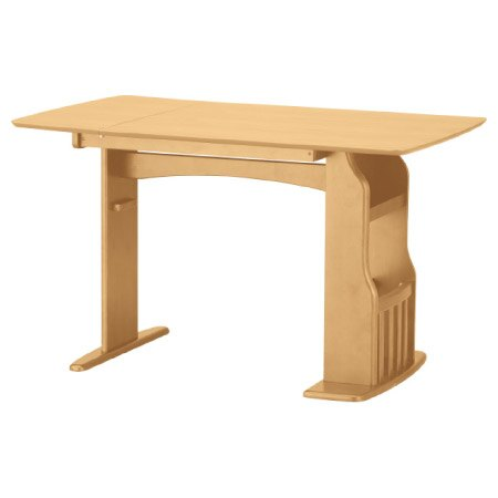 ◎可伸縮兩人餐桌椅組 ROA LBR NITORI宜得利家居 2