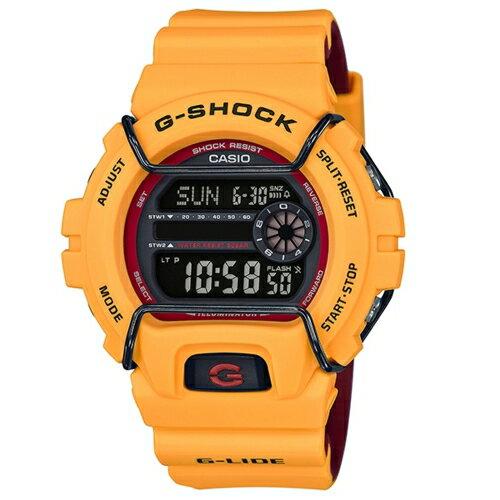 CASIO G-SHOCK極限運動流行腕錶/GLS-6900-9DR