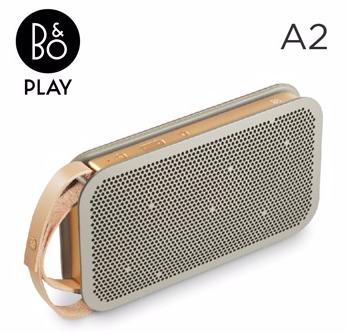 ├登山樂┤ 丹麥B&O B&O PLAY BeoPlay A2 無線藍牙喇叭-灰金#BEOPLAY A2-GY