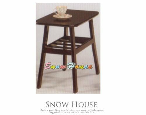 ╭☆雪之屋居家生活館☆╯AA341-05胡桃色房間桌/茶几/茶桌/休閒桌/餐桌/咖啡桌