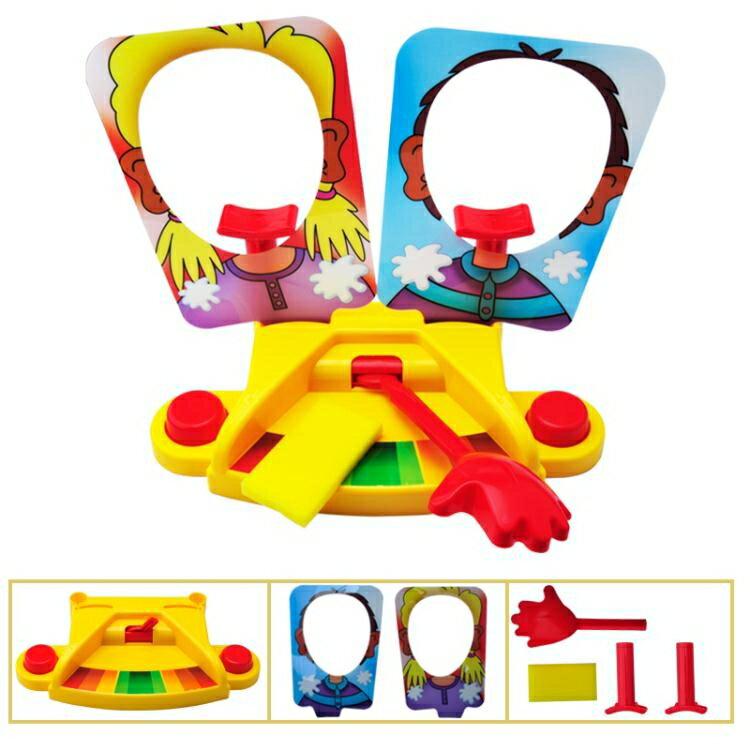 抖音熱門玩具同款雙人奶油打臉機玩具創意整蠱拍蛋糕拍臉搞怪成人 秋冬新品特惠
