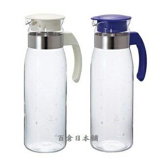 【百倉日本舖】日本製HARIO SLIM玻璃冷水壺1400ml耐熱玻璃壺/玻璃壺RPBN-14