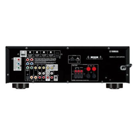 Yamaha RX-V377 AV 擴大機 零利率 熱線:07-7428010