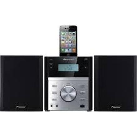 X-EM21 PIONEER 先鋒 iPhone床頭音響組合 零利率 熱線:07-7428010