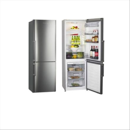 BRFBT1150 Blomberg 博朗格 (不鏽鋼) 直冷 / 氣冷 雙冷卻系統冰箱 零利率 熱線:07-7428010
