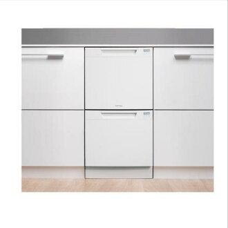 DD60DCHW7 Fisher & Payker 菲雪品克 抽屜式洗碗機 白色雙層 14人份 零利率 熱線:07-7428010