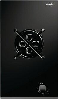 gorenje 歌蘭尼 GCW340AC 嵌入式 單口 玻璃陶瓷瓦斯爐 (220V電壓)【零利率】※熱線07-7428010