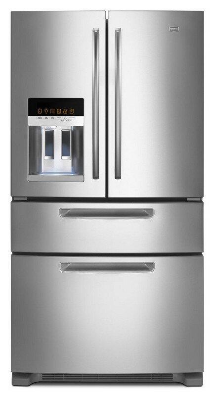 <br/><br/>  MAYTAG 美泰克 MFX2570AEM  法式門下冷凍式冰箱(707L) ~美國製造~【零利率】※熱線07-7428010<br/><br/>
