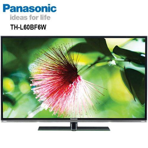 《Panasonic》60吋LED液晶TH-L60BF6W 得意家电 07-7428010