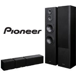<br/><br/>  【熱線07-7428010】Pioneer先鋒 五聲道揚聲器組合 (S-ES3TB)<br/><br/>