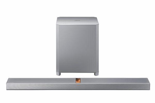 Samsung Soundbar三星音響真空管 藍芽 無線 揚聲器 重低音 劇院 HW-H751/ZW 家庭劇院