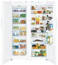 嘉儀 德國LIEBHERR 利勃 SBS7262 獨立式雙門對開冰箱(647公升)【零利率】※熱線07-7428010