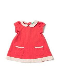 【英國LittleGreenradicals】洋裝-優雅紅S18056