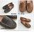 AppleNana。隨意好搭配。特殊刷金格紋印刷真皮氣墊便鞋【QGA10731380】蘋果奈奈 2