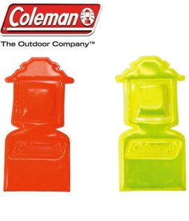 【露營趣】中和安坑 送手電筒 Coleman CM-3165 磁性掛勾 燈勾 磁力掛勾 磁鐵勾(2個/組)