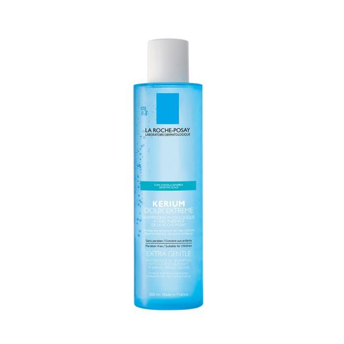 【LA ROCHE-POSAY理膚寶水】敏感性頭皮溫和洗髮露(200ml)