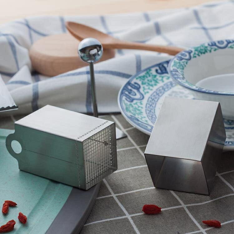 豆腐刀 304不銹鋼菊花豆腐刀模具豆腐切絲模具廚房模具文思豆腐模具盤飾