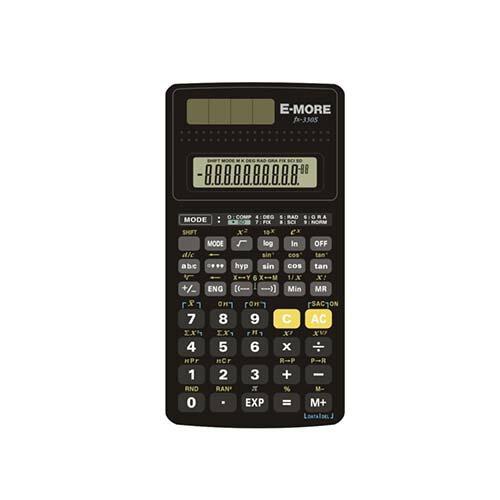 E-MORE 工程型計算機 FX-330S【愛買】