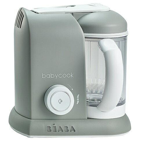 BEABA 嬰幼兒四合一副食品調理機-典雅灰★衛立兒生活館★ - 限時優惠好康折扣